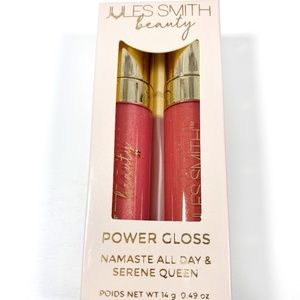 NEW 2 Jules Smith Power Glosses
